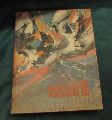 1966 Memphis State University Yearbook Memphis Tennessee The Desoto