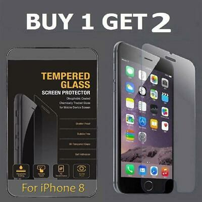 iPhone 8 Tempered Glass Screen Protector - CRYSTAL CLEAR