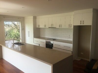 Complete Kitchen With Island Bench, Bosch Oven And Miele Dishwasher