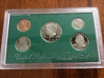 1998 US Proof Set