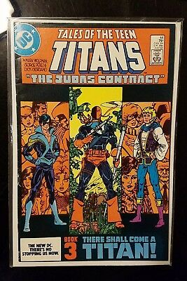 Tales of Teen Titans #44 DC 1984 - 1st app Nightwing