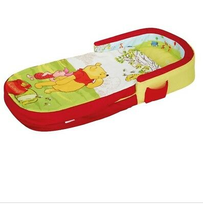 Winnie The Pooh Toddler Travel Inflatable Bed