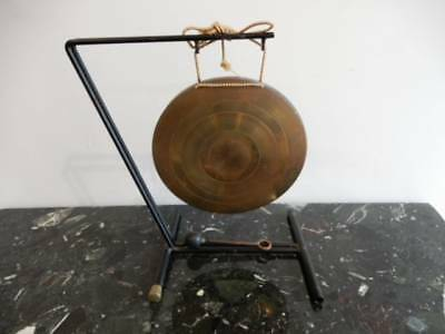 Gong – Asian Inspired Brass Gong With Mallet, N1