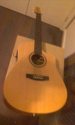Seagull S6 CW Acoustic Guitar