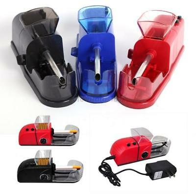 Easy Automatic Electric Cigarette Injector Rolling Machine Tobacco Maker Roller