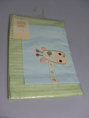 Lollipop Lane Will I Be Big One Day? Cot Tidy Brand New Best Price Sale £5.85