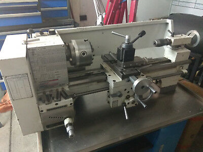 Hafco AL50G Lathe with heaps of mods and accessories