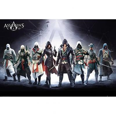 Assassins Creed Poster Group 259 Wall Gift Fan New Official Licensed Product