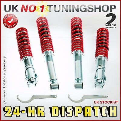 Coilover Ford Focus Mk1 Adjustable Suspension - Coilovers