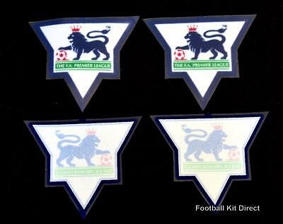 Official Premier League 1996-2003 Lextra Football Shirt patch/badge EPL