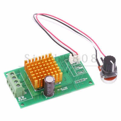 DC Motor Speed Controller DC 12V to 30V 6A With Protection Joystick control