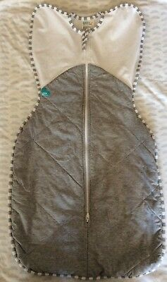 Love To Dream Swaddle Up Stage 1 Size Medium in Warm 2.5 Tog - Great condition