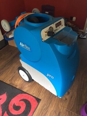 Air flex Pro 800 Carpet Cleaning Machine
