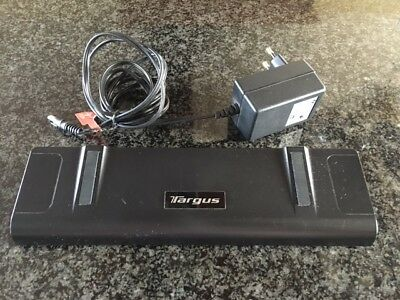 Targus ACP45EU USB 2.0 PC / Laptop Docking Station c/w PSU