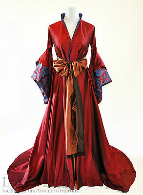 Natalie Portman as Queen Anne Hero Worn Period Costume The Other Boleyn Girl