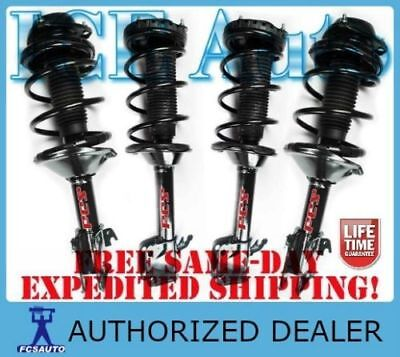 4 PACK FCS Complete Loaded FRONT & REAR Struts for 2006-2013 LEXUS IS350 RWD