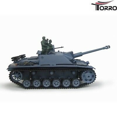 Torro CARRO ARMATO RC Stug 3 COPIA G BB 2,4GHz Torro -Edition 1114238683