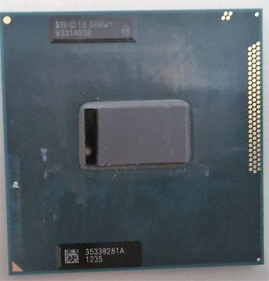 Intel Core i5-3230M - 2.6GHz - Notebook Prozessor SR0WY