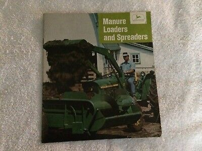 John Deere Brochures Lot 10