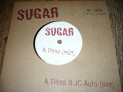 """sugar tilted limited edition 7"""""""