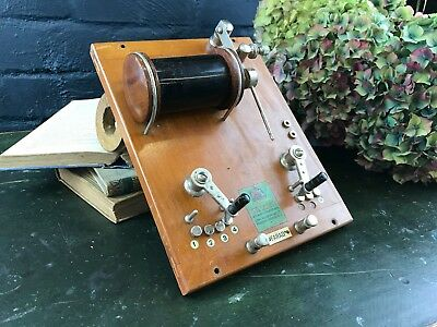 Antique Vintage Watson & Sons Electro Medical Thingy?????