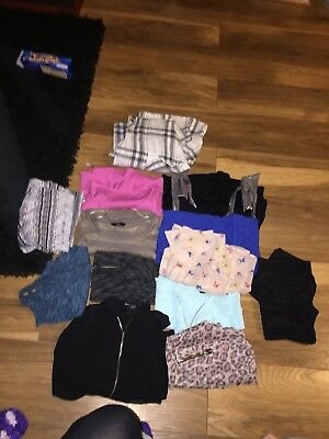 Ladies Tops Bundle Size 12