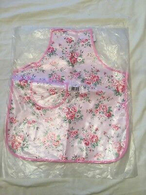 Kids Cath Kidson Apron Floral Wipe Clean