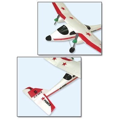 "Super Sonic RC Plane with 20"" Wingspan and Twin Motors NEW Great for beginners!"