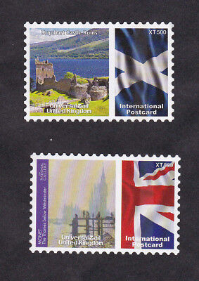 GB UK Universal Mail stamps MNG unfranked