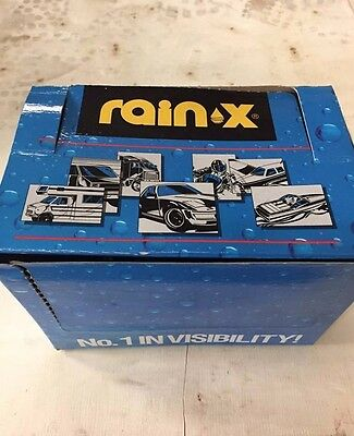 Rain-X Box of 20 Units - Improve Wet Weather Driving Visibility, Disperses Rain
