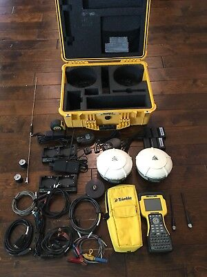 Trimble R8 Model 3 GNSS Package with Case TSC2 collector with Access - Tested