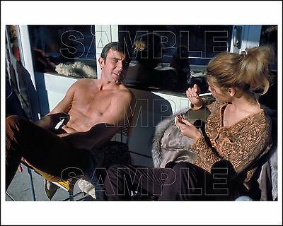 ON HER MAJESTY'S SECRET SERVICE 8X10 Photo 13 GEORGE LAZENBY & DIANA RIGG 007