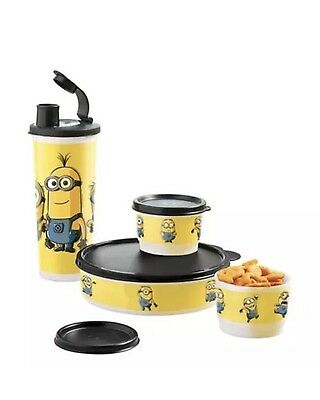 Tupperware Minions Set For Kids
