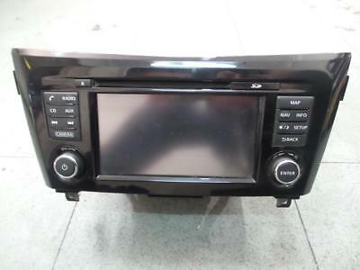 Nissan Xtrail Radio/cd/dvd/sat/tv Cd/mp3/navigation Unit, T32, 03/14- 14 15 16 1