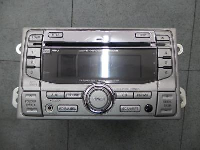 Honda Crv Radio/cd/dvd/sat/tv Factory, In Dash Stacker, Rd, 12/01-02/07 01 02 03