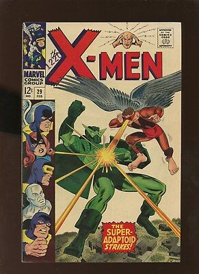 X-Men 29 FN/VF 7.0 * 1 Book Lot * Mimic & Super-Adaptiod!!!!