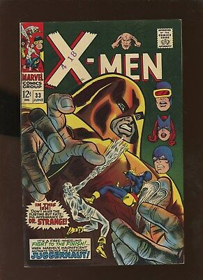 X-Men 33 FN/VF 7.0 * 1 Book Lot * 1st Outcast!!!