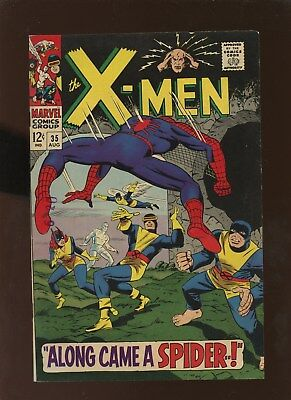 X-Men 35 FN/VF 7.0 * 1 Book Lot * Banshee & Spider-Man!!!