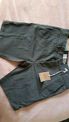 NWT men's NEXT shorts size 34 slim fit