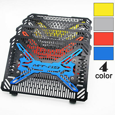 Motorcycle Radiator Guard Radiator Cover Fit For Yamaha MT-09 Tracer FZ09 13-17