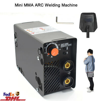 200A Welding Machine ARC MMA Manual Mini Welder IGBT DC Inverter AC220V
