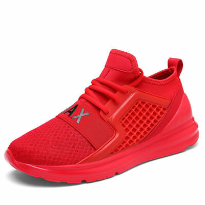 Fashion Men Casual Shoes Sports Sneakers Breathable Running Shoes Size 10
