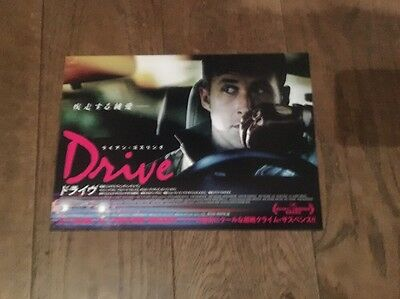 Drive movie Poster Ryan Gosling Nicolas Winding Refn