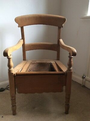 early pine chair (ideal kitchen chair)