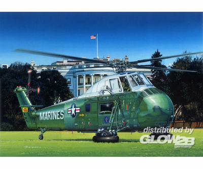 MRC 64105 VH-34D Marine One in 1:48