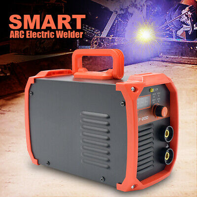 IGBT Electric Welder DC Inverter 10-200A Arc MMA Soldering Welding Machine 220V