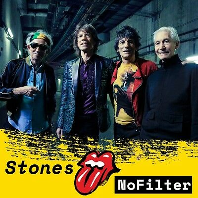 Rolling Stones - Carre OR - 2 tickets - U Arena - no filter - Gold