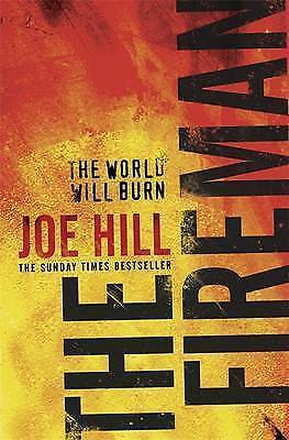 The Fireman by Joe Hill (Hardback, 2016) SIGNED 1ST EDITION