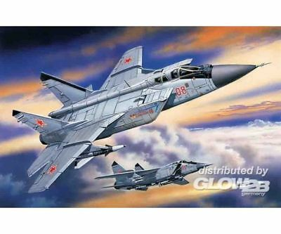 ICM 72151 MiG-31 Foxhound Russian Heavy Interceptor Fighter in 1:72