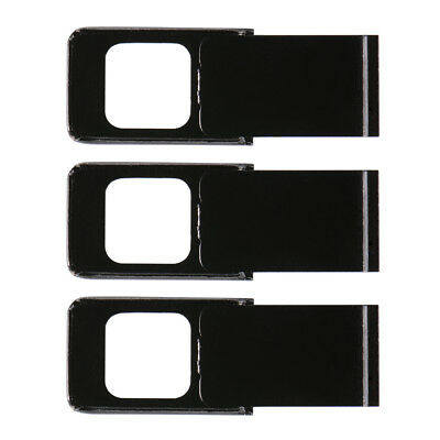 3x Webcam Slider Camera Cover Protect Privacy for Cell Phone Tablet Laptop DC786